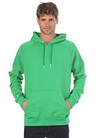 LAKEVILLE MOUNTAIN Raglan Hooded Sweat solid kelly green