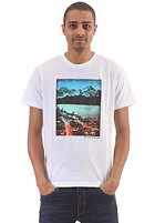 LAKEVILLE MOUNTAIN Scenario S/S T-Shirt white/mc
