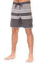 LAKEVILLE MOUNTAIN Striped Performance grey heather/dark grey heather
