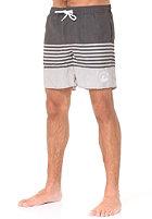 LAKEVILLE MOUNTAIN Striped Volley grey heather/dark grey heather