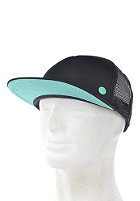 LAKEVILLE MOUNTAIN Stud Icon Trucker Cap black/mint