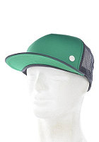 LAKEVILLE MOUNTAIN Stud Icon Trucker Cap kelly green/dark grey