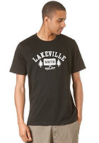 LAKEVILLE MOUNTAIN Tree Love S/S T-Shirt black/white
