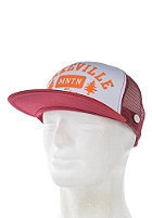 LAKEVILLE MOUNTAIN Tree Love Trucker Cap chilly red/white/orange