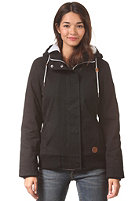 LAKEVILLE MOUNTAIN Womens Basic Jacket black