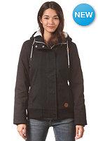 LAKEVILLE MOUNTAIN Womens Basic Jacket black