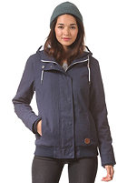 LAKEVILLE MOUNTAIN Womens Basic Jacket navy
