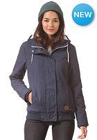 LAKEVILLE MOUNTAIN Womens Basic Jacket navy