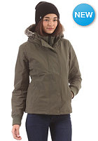 LAKEVILLE MOUNTAIN Womens Classic Jacket olive