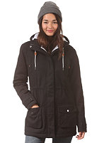LAKEVILLE MOUNTAIN Womens Core Parka black