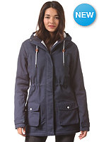 LAKEVILLE MOUNTAIN Womens Core Parka navy