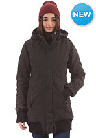 Womens Parka Jacket black
