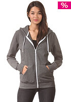 LAKEVILLE MOUNTAIN Womens Plain dark grey heather/white