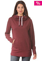 LAKEVILLE MOUNTAIN Womens Tube maroon heather
