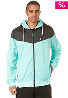 LAKEVILLE MOUNTAIN Yoke Premium Ripstop Windbreaker mint/black