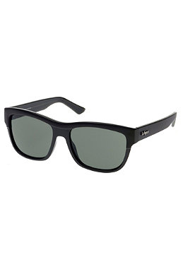 LE SPECS Al Capone black/w green mono lens