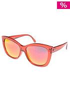 LE SPECS Hatter Sunglasses scarlet
