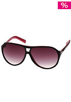 LE SPECS San Juan black/magenta inner/smokey brown grad