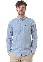 LEE Button Down L/S Shirt blue dust