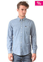 LEE Lee Button Down L/S Shirt blue dust