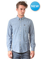 LEE Lee Button Down Shirt blue dust