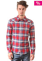 LEE Lee Western L/S Shirt primary red