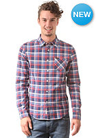 Lee Western Shirt medieval blue II