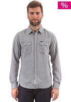 LEE Rider L/S Denim Shirt pewter