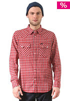 LEE Rider L/S primary red
