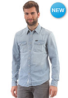 LEE Western L/S Denim Shirt blue dust