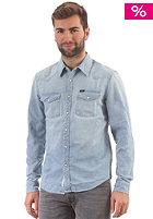 LEE Western L/S Denim Shirt blue dust