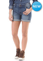 LEE Womens Logger Denim Short spring blue