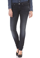 LEE Womens Lynn Skinny Jeans Pant blue monday