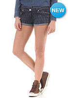 LEE Womens New Denim Hotpant blue net