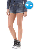 LEE Womens New Denim Hotpant blue score