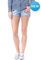 LEE Womens New Hotpant indigo blocked