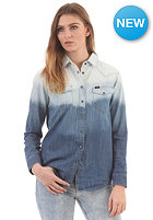 LEE Womens Regular Western L/S Denim Shirt faded sky