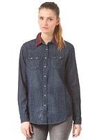 LEE Womens Regular Western L/S Shirt medieval blue