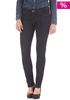 LEE Womens Scarlett Jeans Pant solid blue
