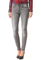 LEE Womens Scarlett Zip Denim Pant chrome wash