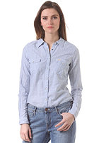 LEE Womens Western L/S Shirt bel air blue