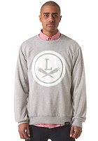 LEPIT Logo Icon Sweater heather gray