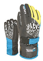 LEVEL Kids Junior Gloves logos