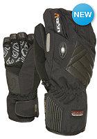 LEVEL Star Plus Short Gloves black