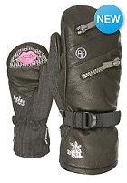 LEVEL Womens Bliss Aimee Mitt Gloves black