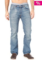 LEVIS 501 Button Fly Pant ground down