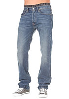 LEVIS 501 Button Fly Pant union blue 