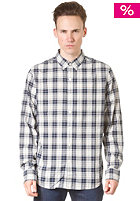 LEVIS Classic One Pocket L/S Shirt blue plaid