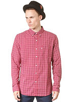 LEVIS Classic One Pocket L/S Shirt pd1161 - crimson