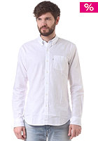LEVIS Classic One Pocket L/S Shirt white